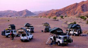Namibia DUbai Travel Offroading