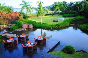 uganda resort