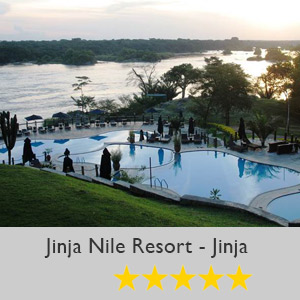 Jinja Nile Resort uganda