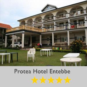 Protea hotel entebbe uganda
