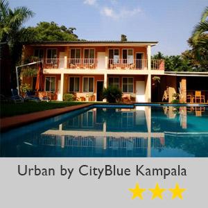Urbancity hotel Uganda