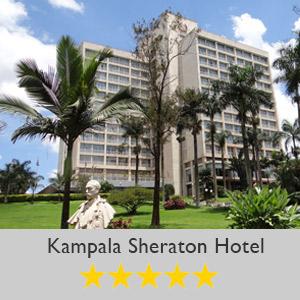 sheraton kampala hotel uganda