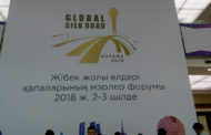 Global Silk Road forum begins in Astana